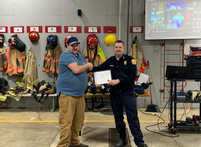 2019 Fire Awards Ceremony