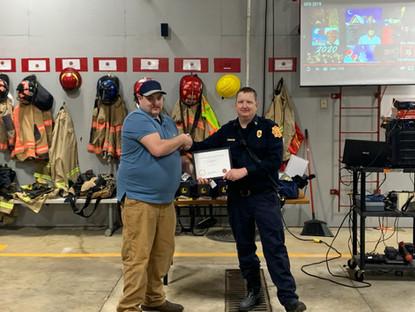 2019 Fire Awards Ceremony