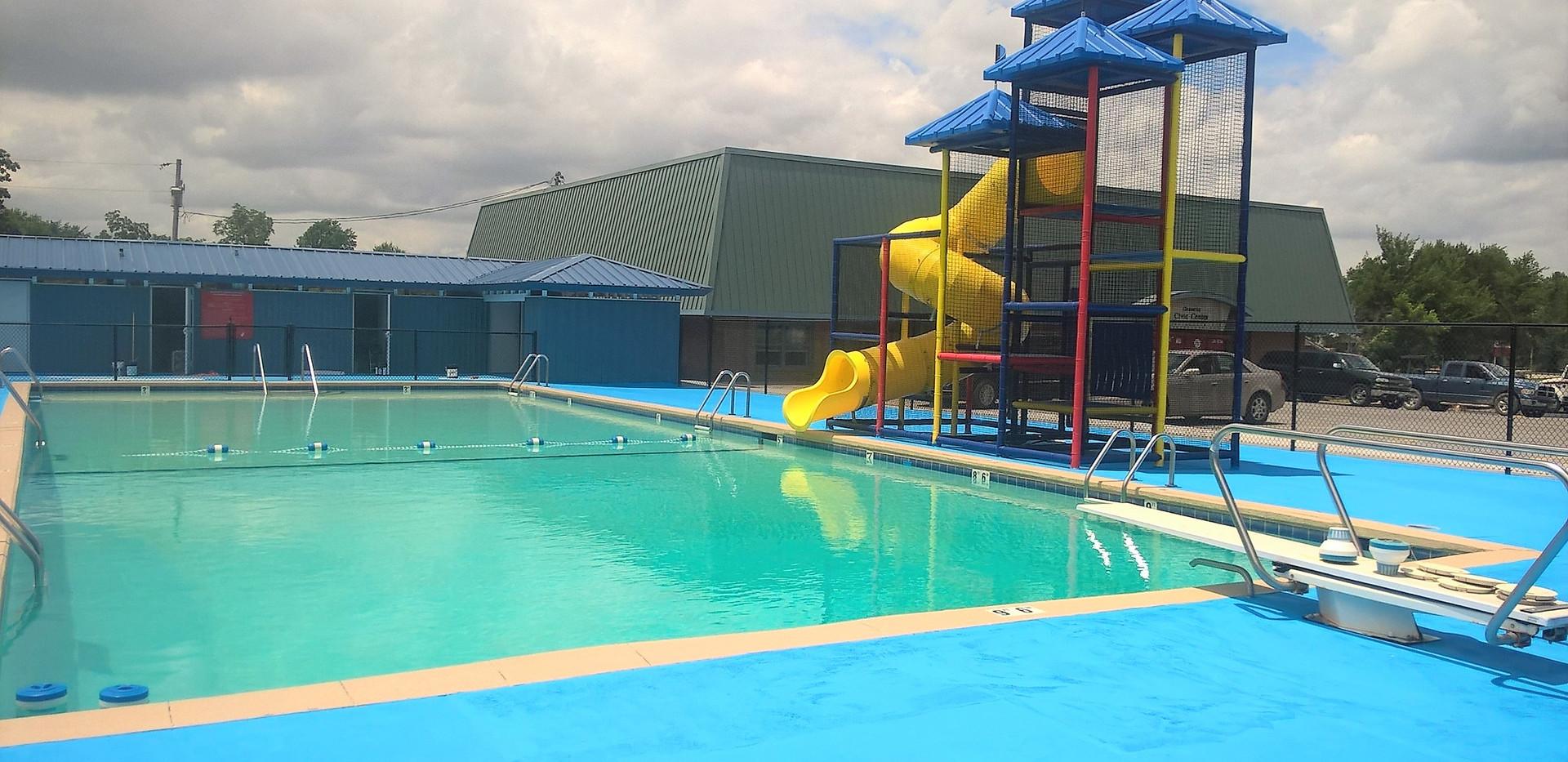 Gravette Pool
