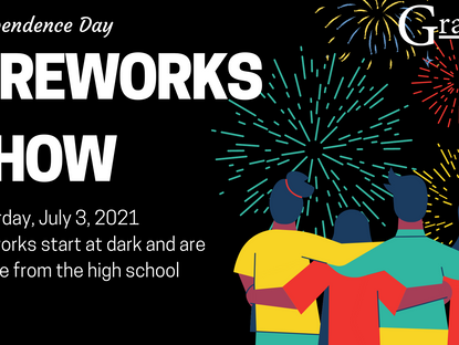 Independence Day Fireworks Show Scheduled