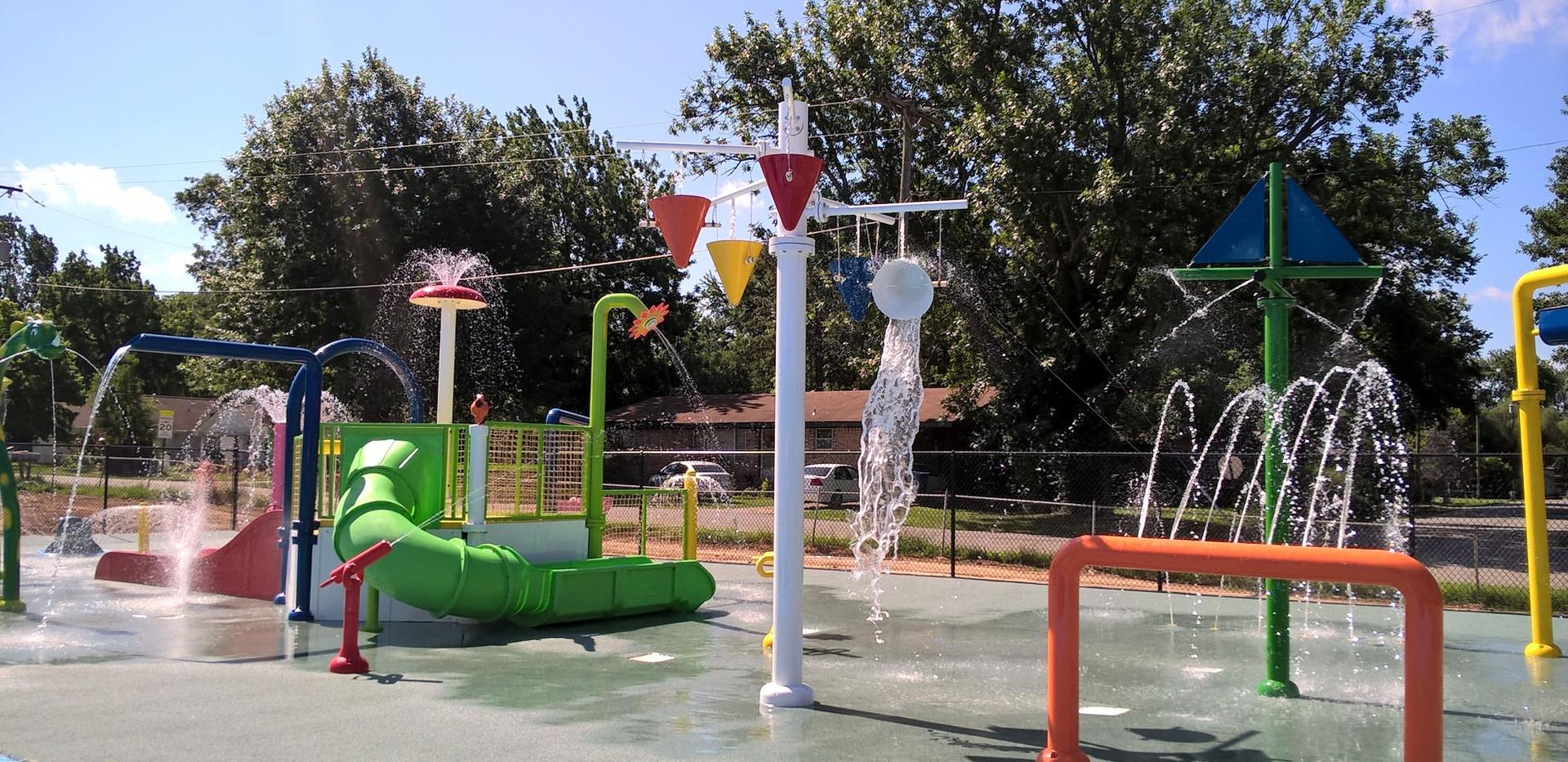 Gravette Splash Park