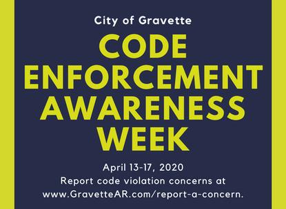 Code Enforcement Awareness Week