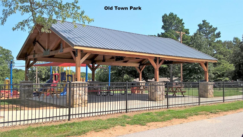 Old Town Park Pavilion
