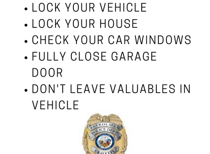 Public Safety Notice