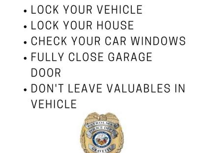 Public Safety Notice