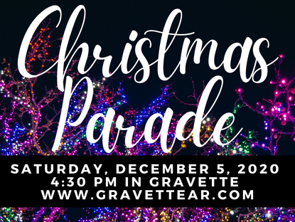 Christmas Parade and Decorating Contest Scheduled