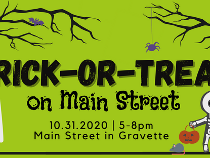 Trick-or-Treat Main Street Planned