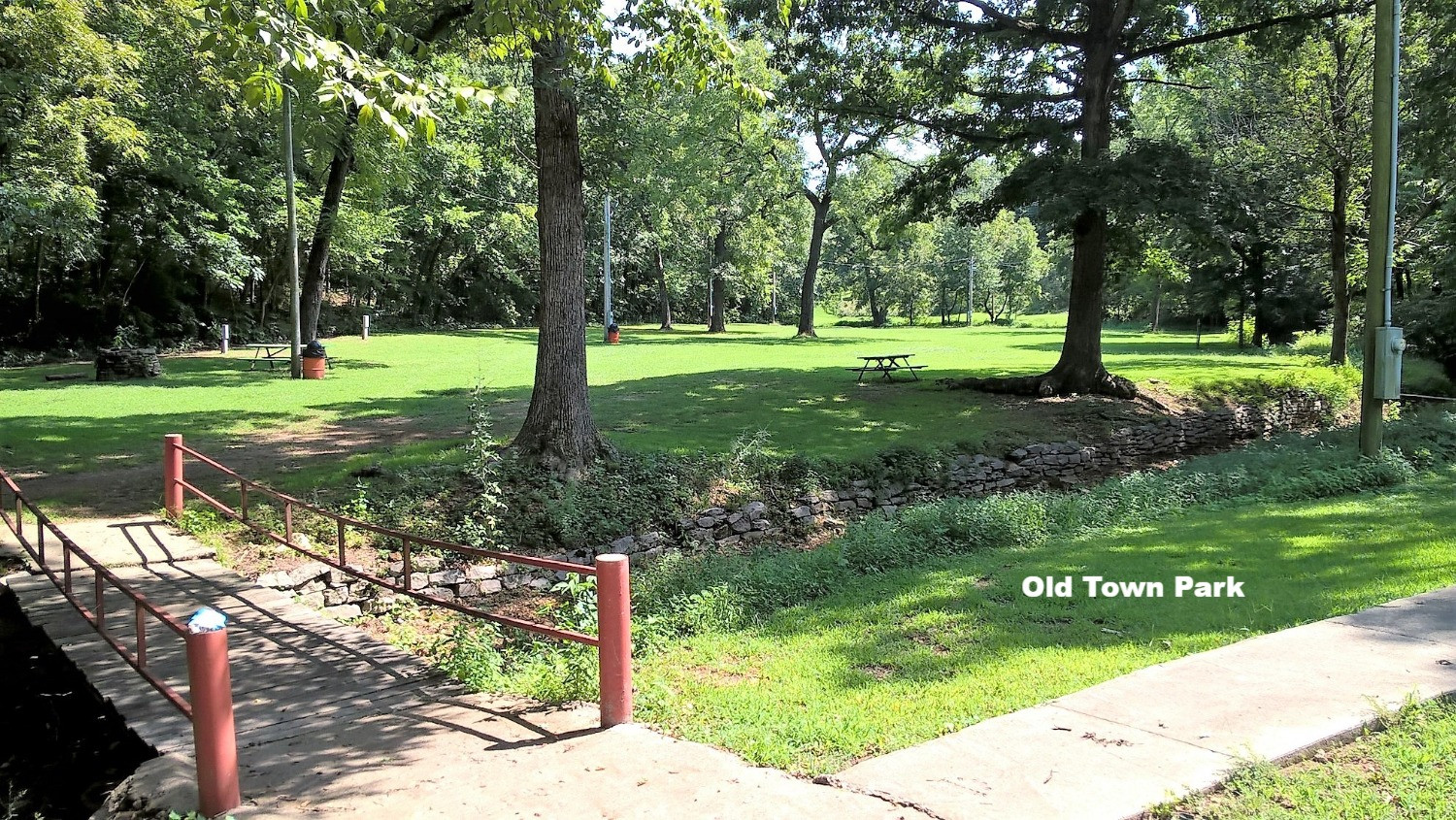 Green Space at Old Town Park