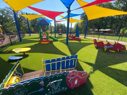 Toddler Park Complete
