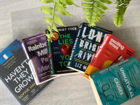 April-June Reading List