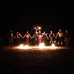 Sacred Flames at Buffalo Days