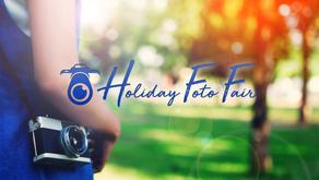 Holiday Foto Fair