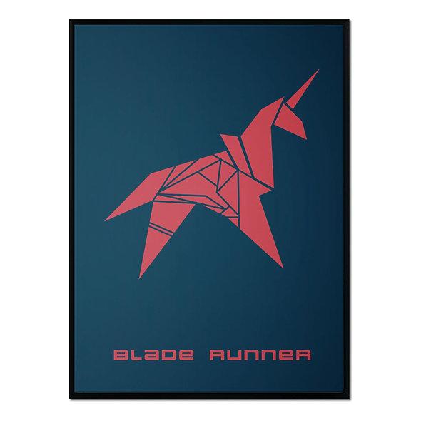 Ilustración Blade Runner
