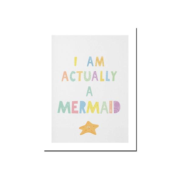 I am Actually a Mermaid