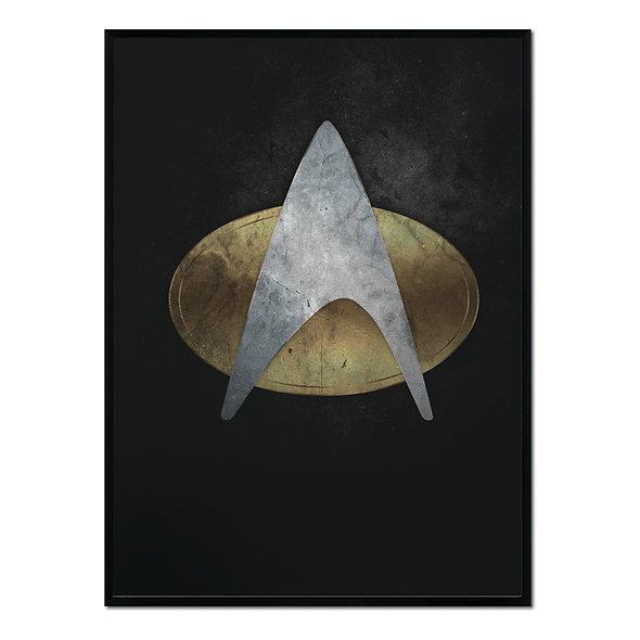 Símbolo Star Trek
