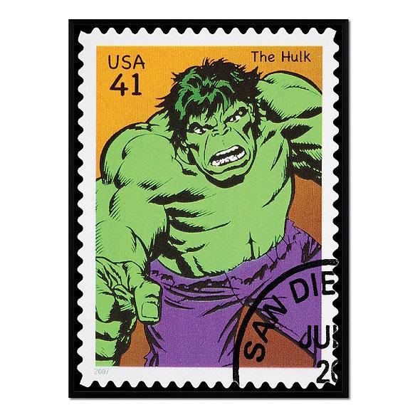 Sello de Hulk