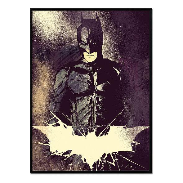 Batman Blanco y Negro