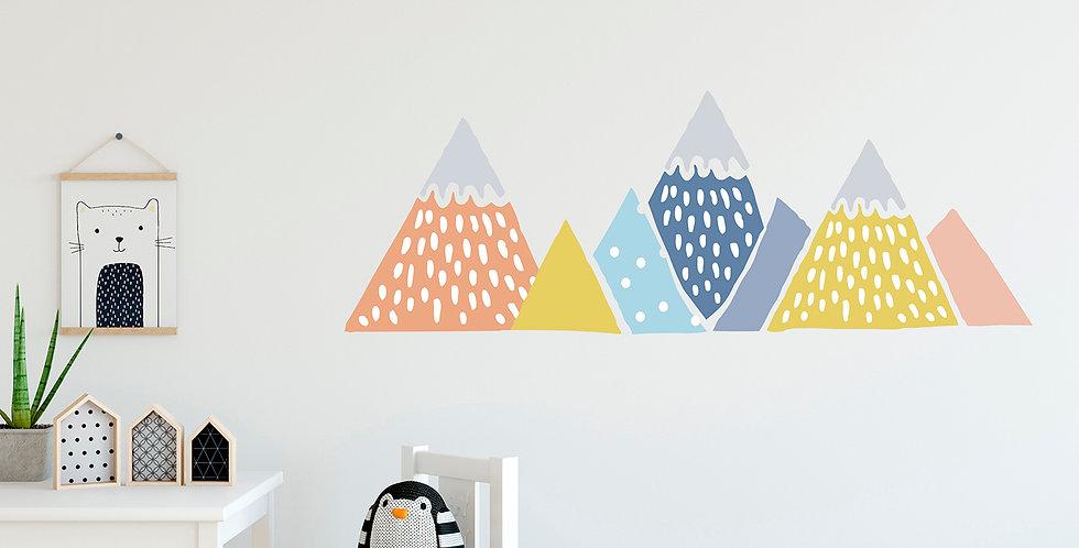 Montañas Colores
