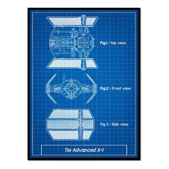 Tie Advanced X-1