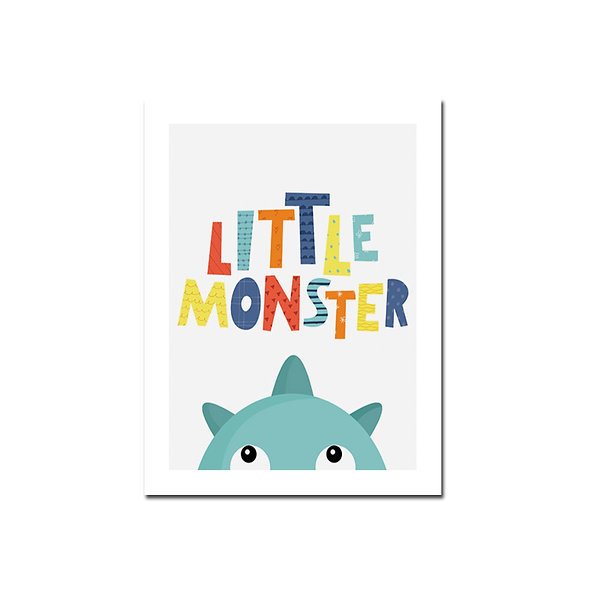 Little Monster Colores