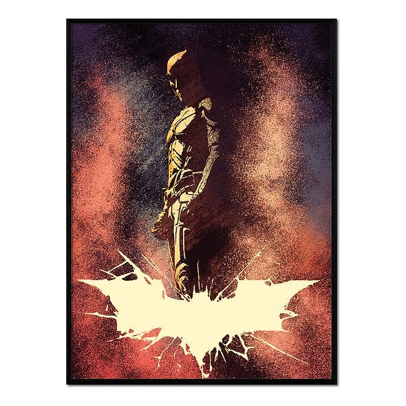 Batman de Perfil