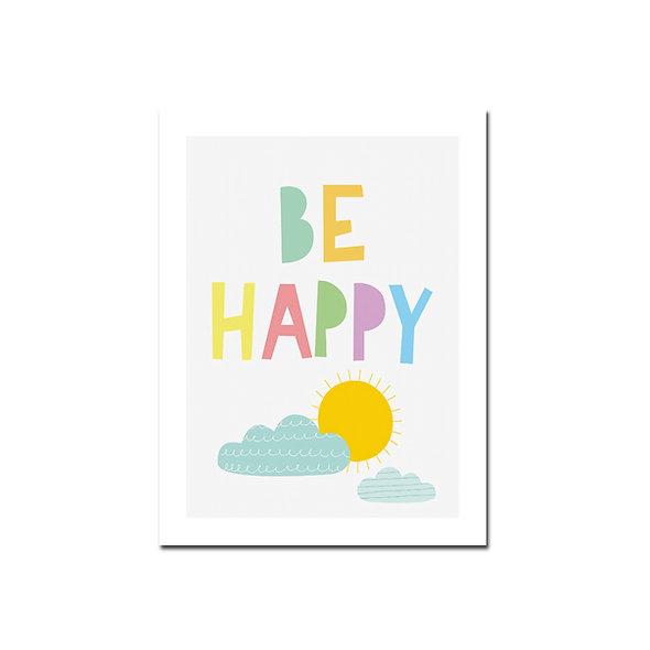 Be Happy Colores