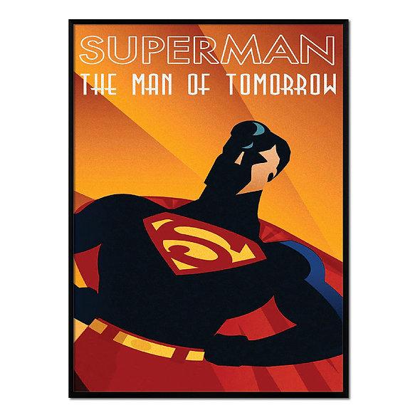 The Man of Tomorrow