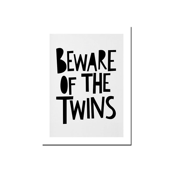 Beware of the Twins