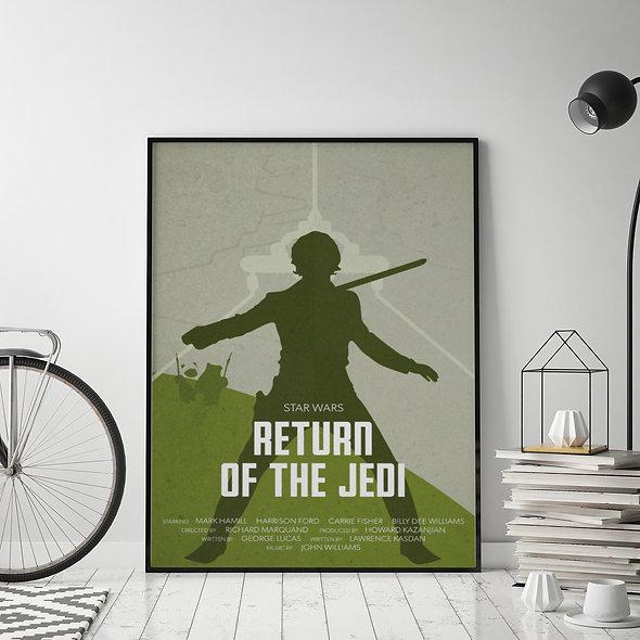 Return Of The Jedi Verde