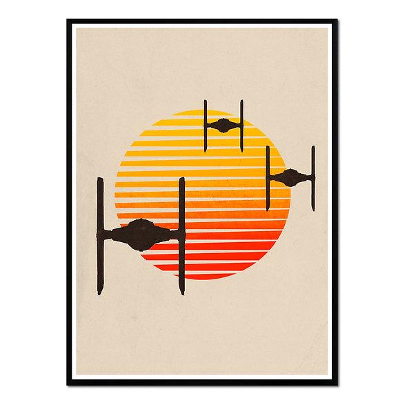 Naves sobre el Sol