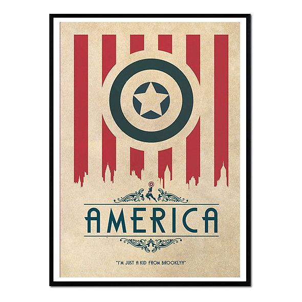 América