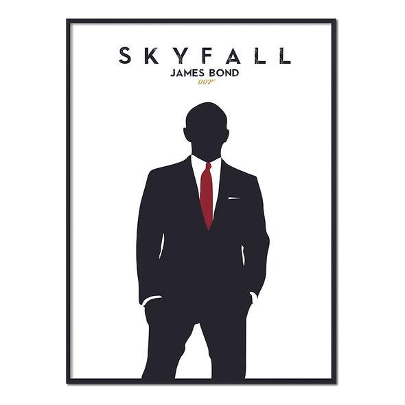 Skyfall-James Bond