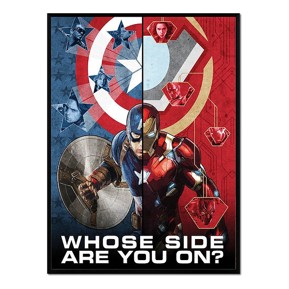 Whose side are you on?