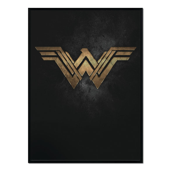 Símbolo Wonder Woman
