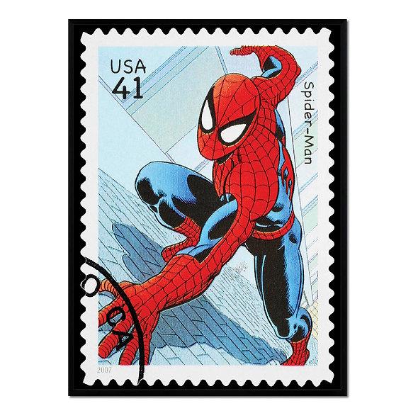 Sello de Spiderman