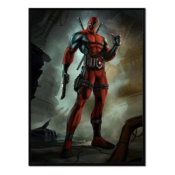 Deadpool en Acción