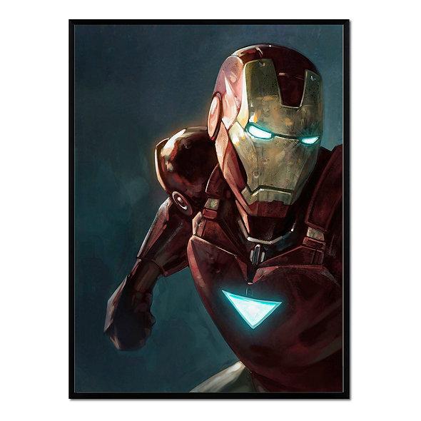 Iron Man en Acción