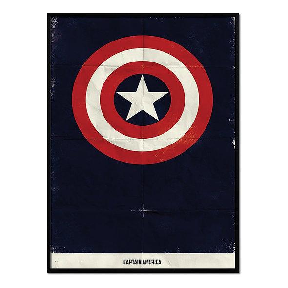 Símbolo de Capitán América