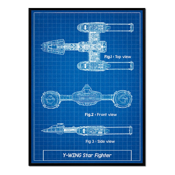 Y-Wing Star Fighter