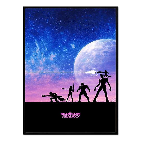 Guardianes de la Galaxia en Acción