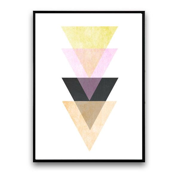 Triángulos Invertidos