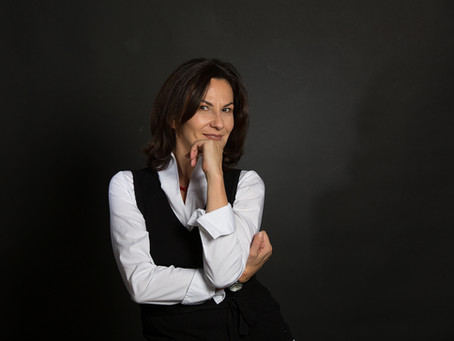 Ana Aleksandra Zupančič, magistrica govora