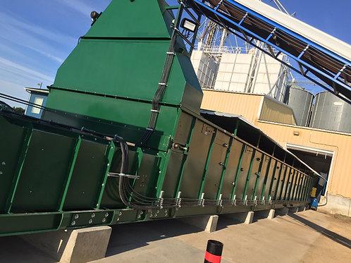 BELT DRYER - Hemp Biomass