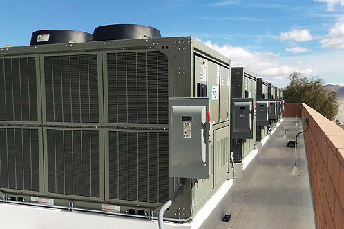 Industrial Chillers and HVAC for Cannabis Grow Facilities worldwide