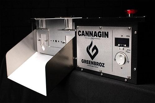 GREENBROZ - 215 CannaGin - Destemmer