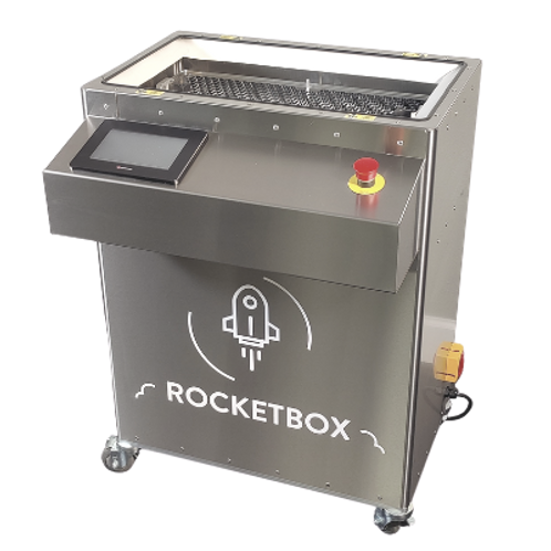 STM Rocketbox Cannabis Pre Roll Machine International