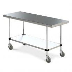 MULTI-PURPOSE Stainless Steel Rolling Table