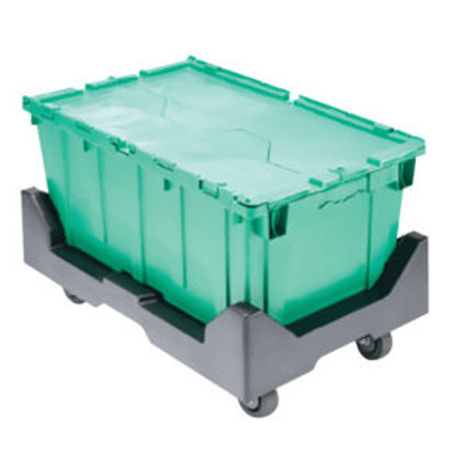 Secured Cannabis Transportation Bin