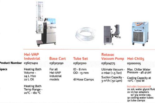 Heidolf Industrial RotoVap Used Sold Worldwide