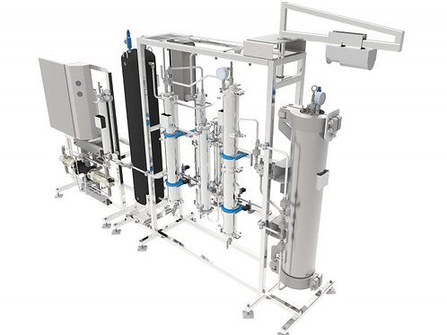 Vitalis F Series CO2 Cannabis & Hemp Extraction Machine